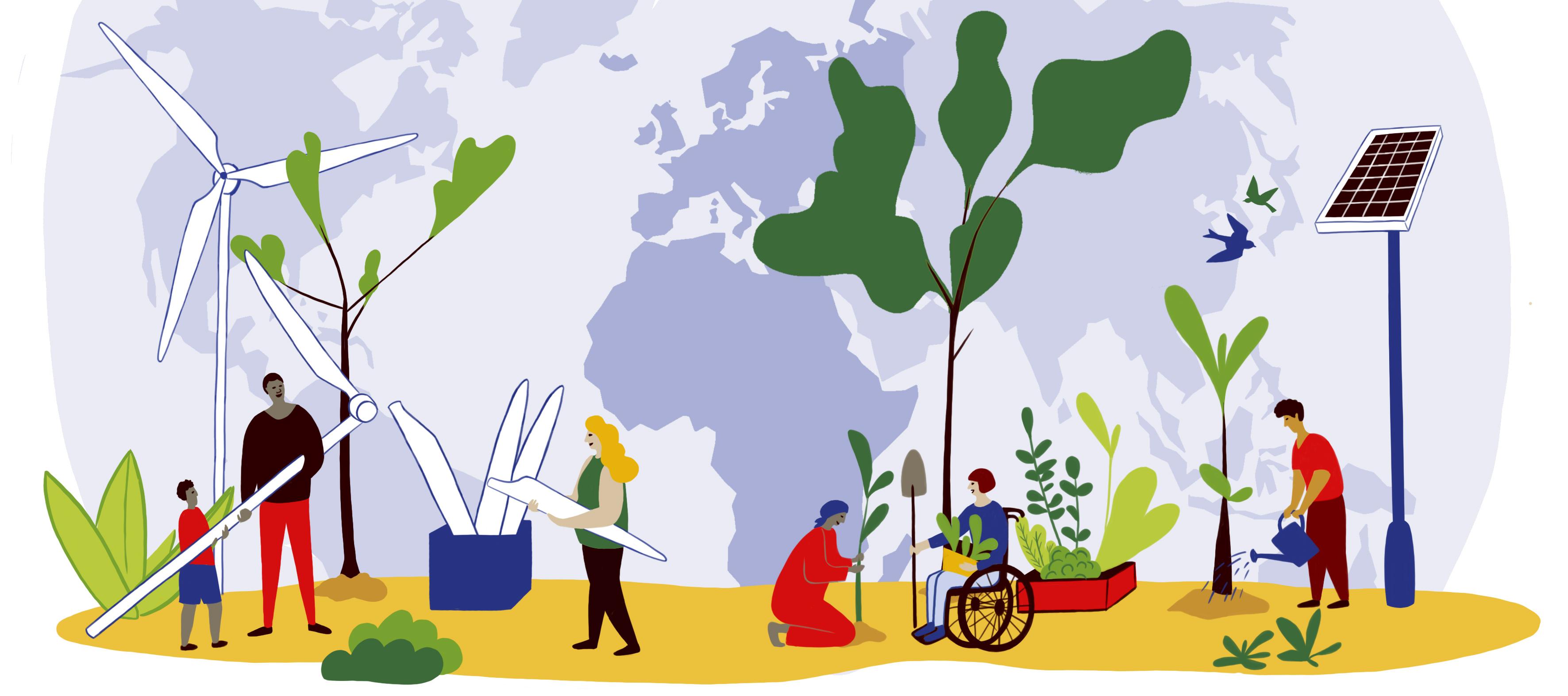 VENRO Klimakonferenz_Keyvisual2